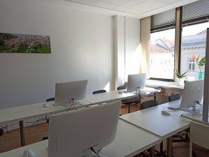 B2 Bildungszentrum Computerraum