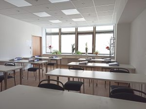 B2 Bildungszentrum Seminarraum